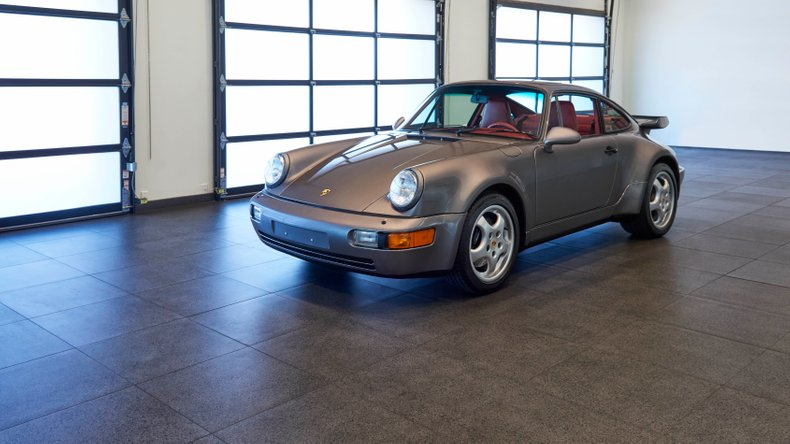 1991 Porsche 911 C2 Turbo For Sale