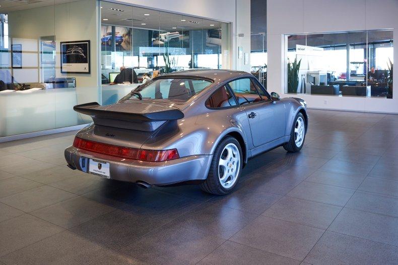 1991 Porsche 911 C2 Turbo
