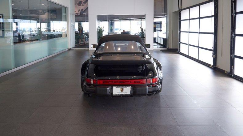 1985 Porsche 911 Cabriolet Turbo Look