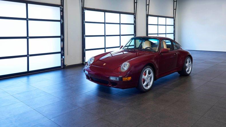 1996 Porsche 911 Carrera 4S For Sale