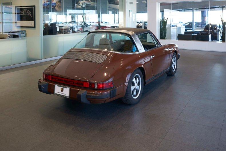 1974 Porsche 911 Targa