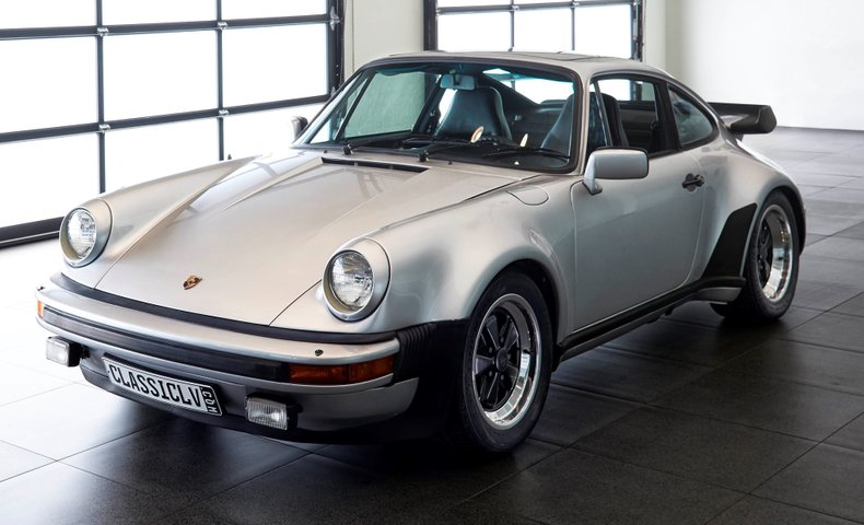 1979 Porsche 930 Turbo Carrera