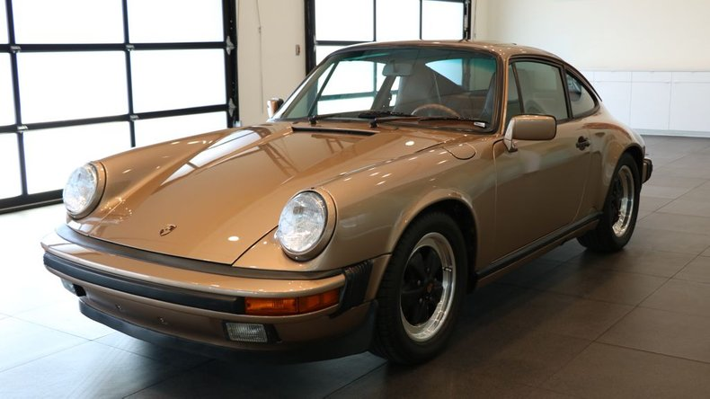 1987 Porsche 911 Coupe