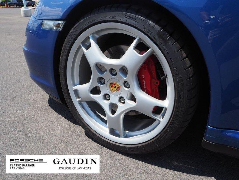 2006 Porsche 911 C4S Cab