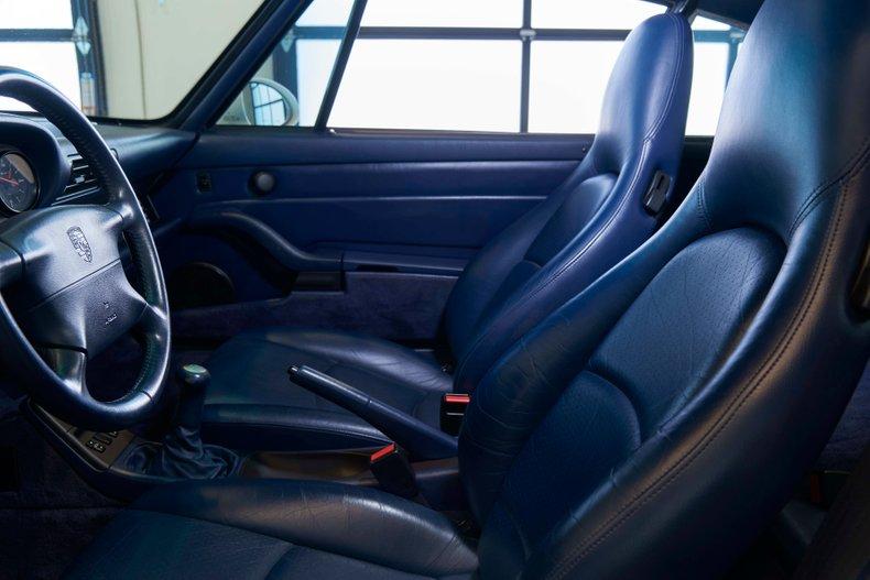 1996 Porsche 993 C4S Coupe