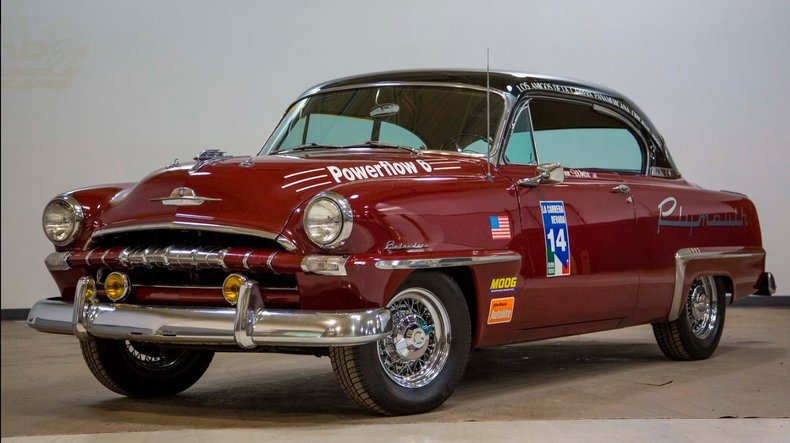 1953 Plymouth Belvedere For Sale