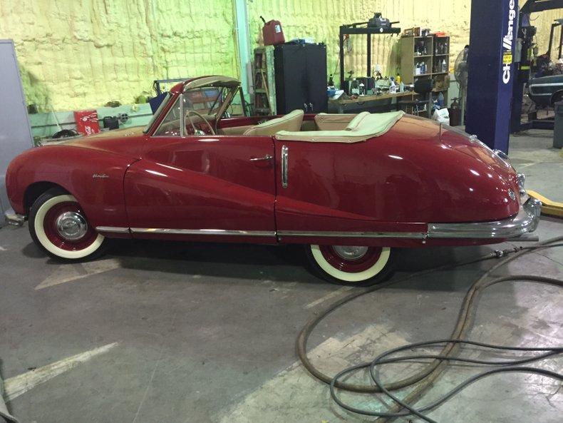 1951 Austin Atlantic