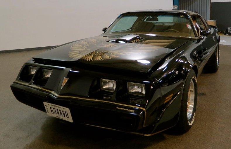 1980 Pontiac Firebird Trans AM For Sale