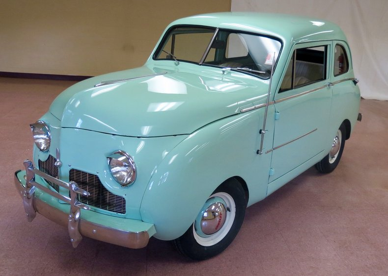 1947 Crosley Coupe