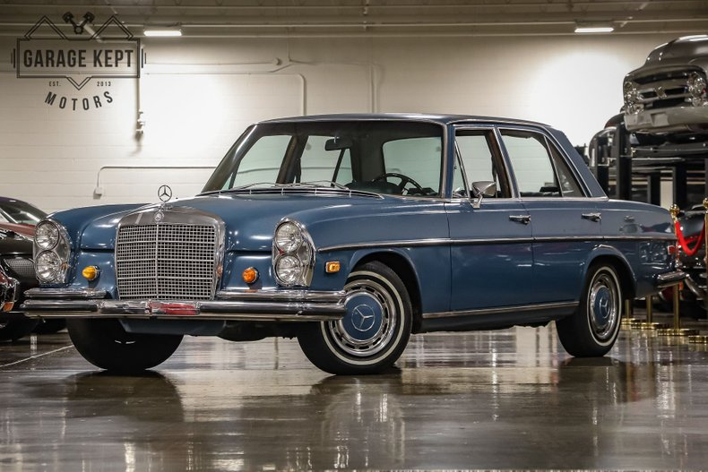 1968 Mercedes-Benz 280SE For Sale