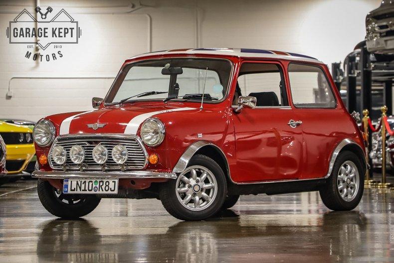 1985 Mini Cooper