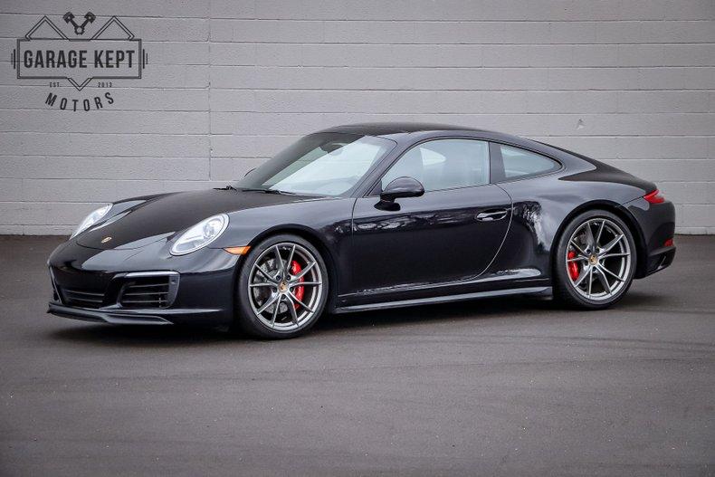 2017 Porsche 911 1