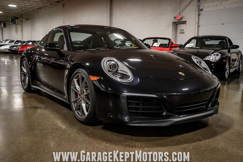 2017 Porsche 911 30