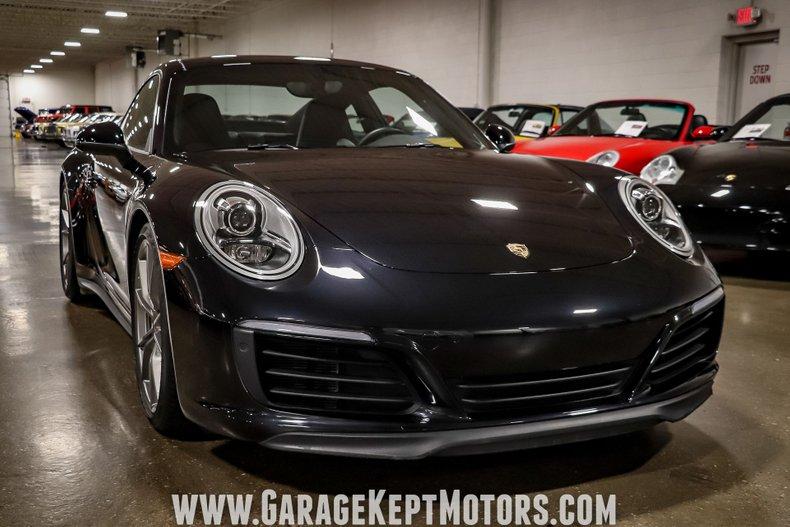 2017 Porsche 911 31