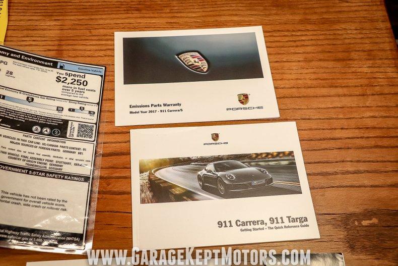 2017 Porsche 911 187
