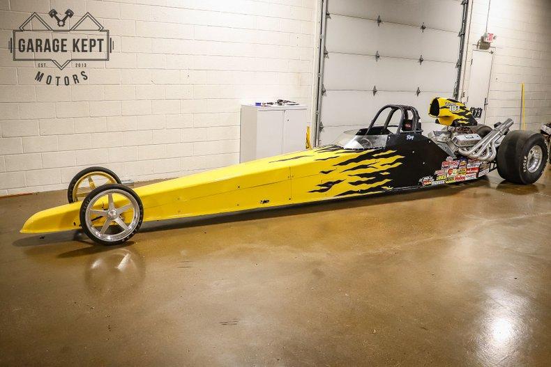 Drag Car Show Car