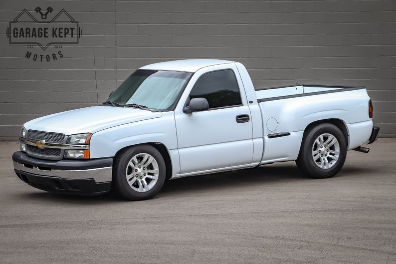 2005 Chevrolet Silverado 1