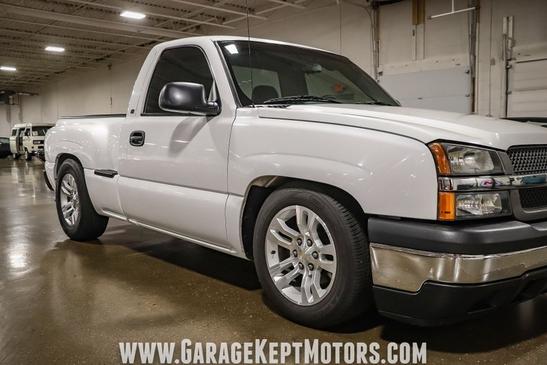 2005 Chevrolet Silverado 66