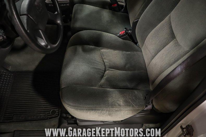 2005 Chevrolet Silverado 90
