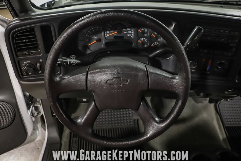 2005 Chevrolet Silverado 93