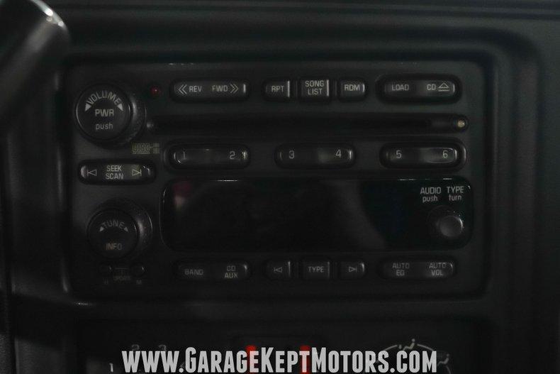 2005 Chevrolet Silverado 104