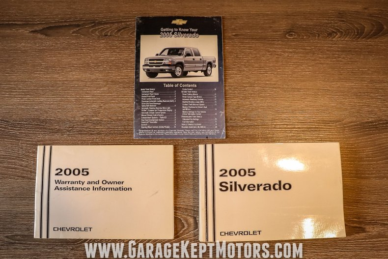 2005 Chevrolet Silverado 150