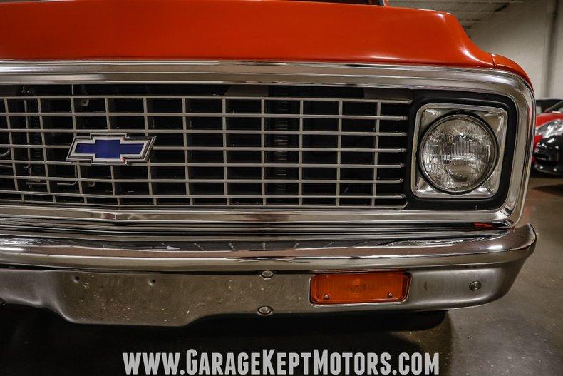 1972 Chevrolet C10 26