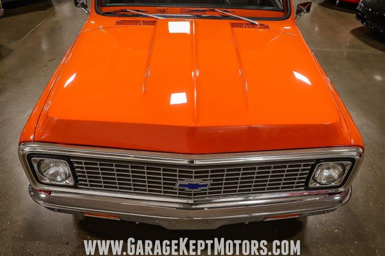 1972 Chevrolet C10 23