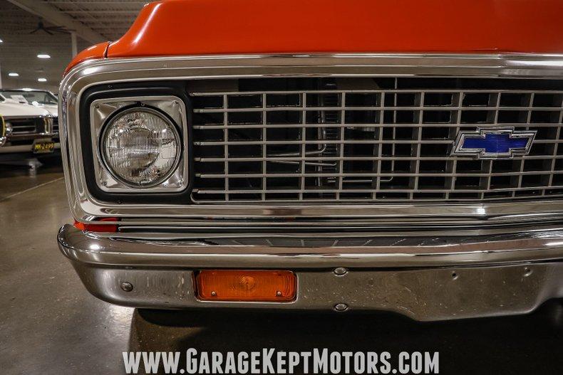 1972 Chevrolet C10 24
