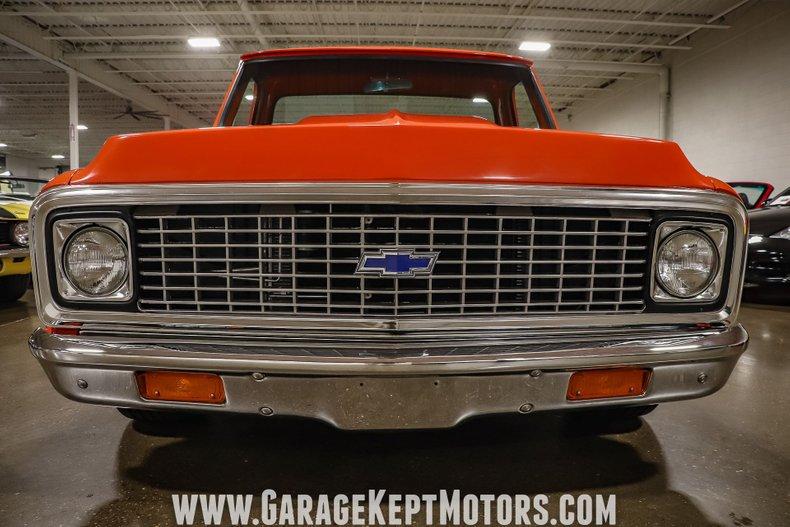 1972 Chevrolet C10 25