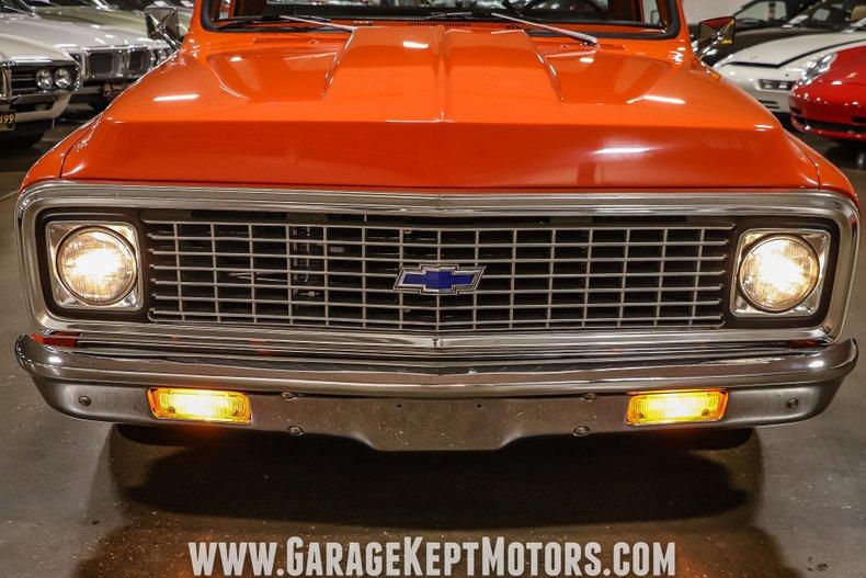 1972 Chevrolet C10 27