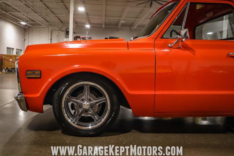 1972 Chevrolet C10 36