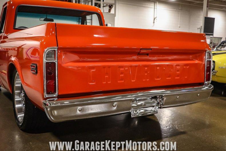 1972 Chevrolet C10 42