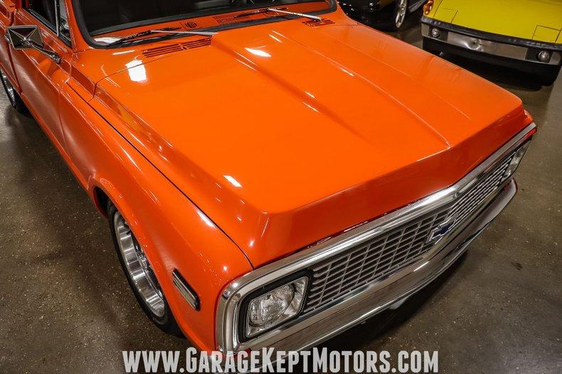 1972 Chevrolet C10 60