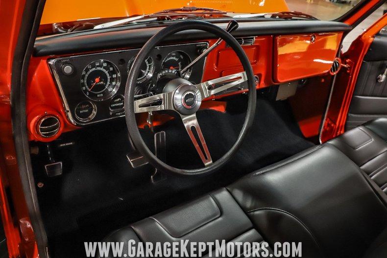 1972 Chevrolet C10 7