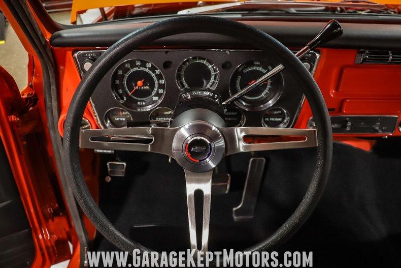 1972 Chevrolet C10 81