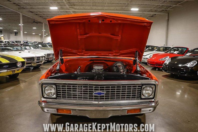 1972 Chevrolet C10 97