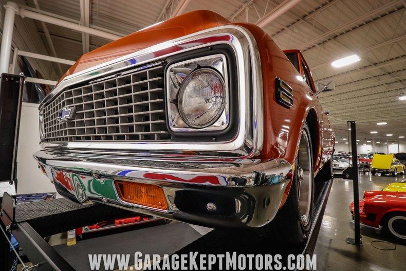 1972 Chevrolet C10 107