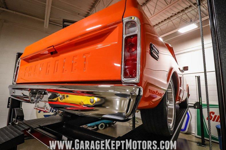 1972 Chevrolet C10 114