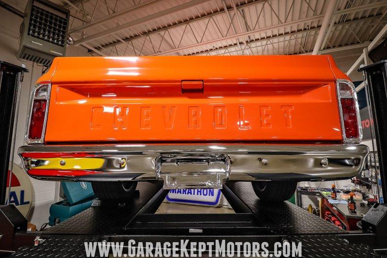 1972 Chevrolet C10 113