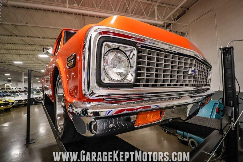 1972 Chevrolet C10 119