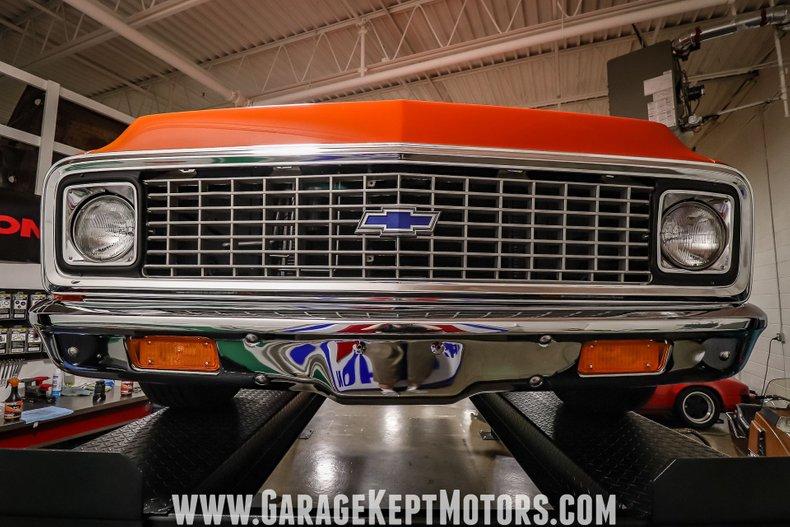 1972 Chevrolet C10 120