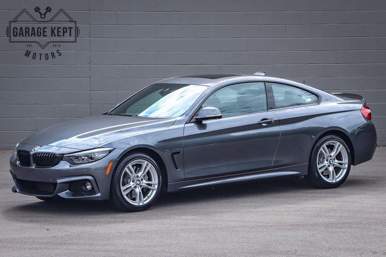 2018 BMW 440xi