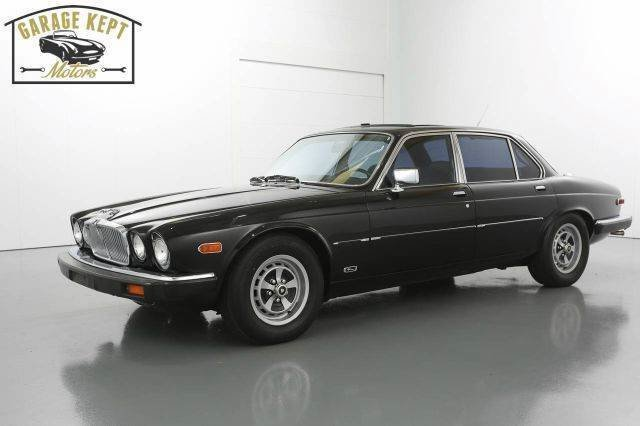 1985 Jaguar XJ-Series