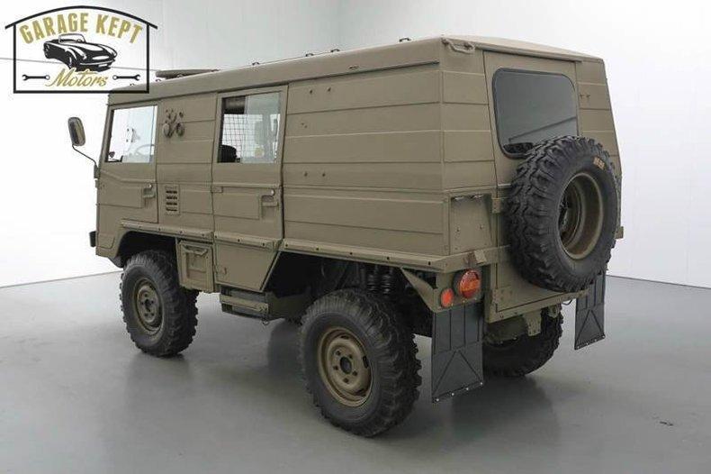 1974 Steyr-Daimler-Puch Pinzgauer | Garage Kept Motors
