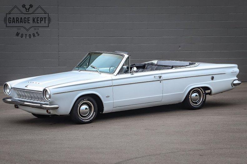 1963 Dodge Dart