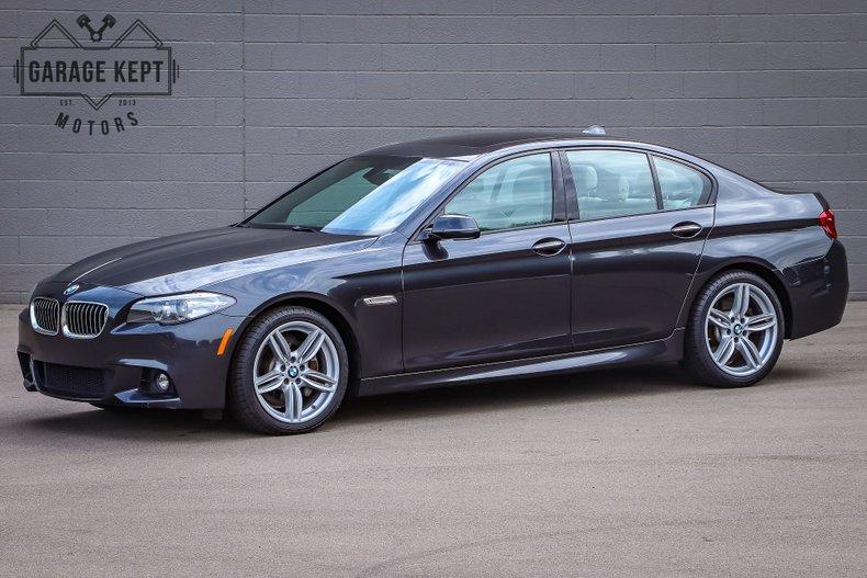 2015 BMW 535xi