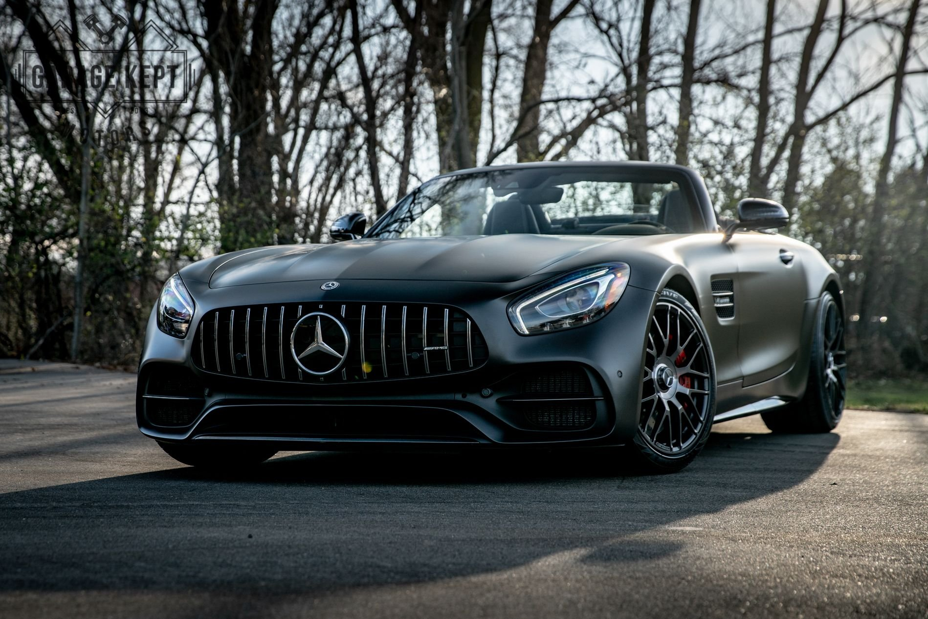 2018 Mercedes Benz Amg Gt C Roadster Edition 50 For Sale 216055 Motorious