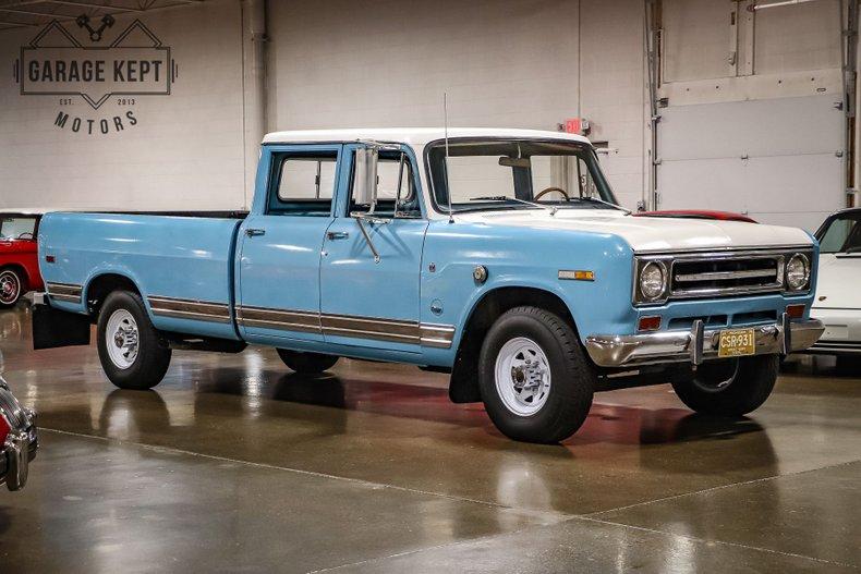 1970 International 1200 D