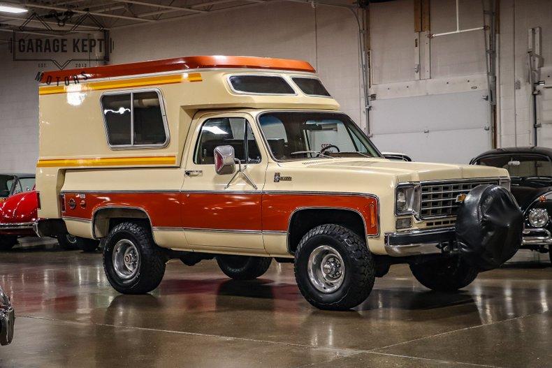 1976 Chevrolet Blazer